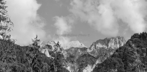 Dolomiti Pesarine, Alpi Carniche, by Stefania Bufano